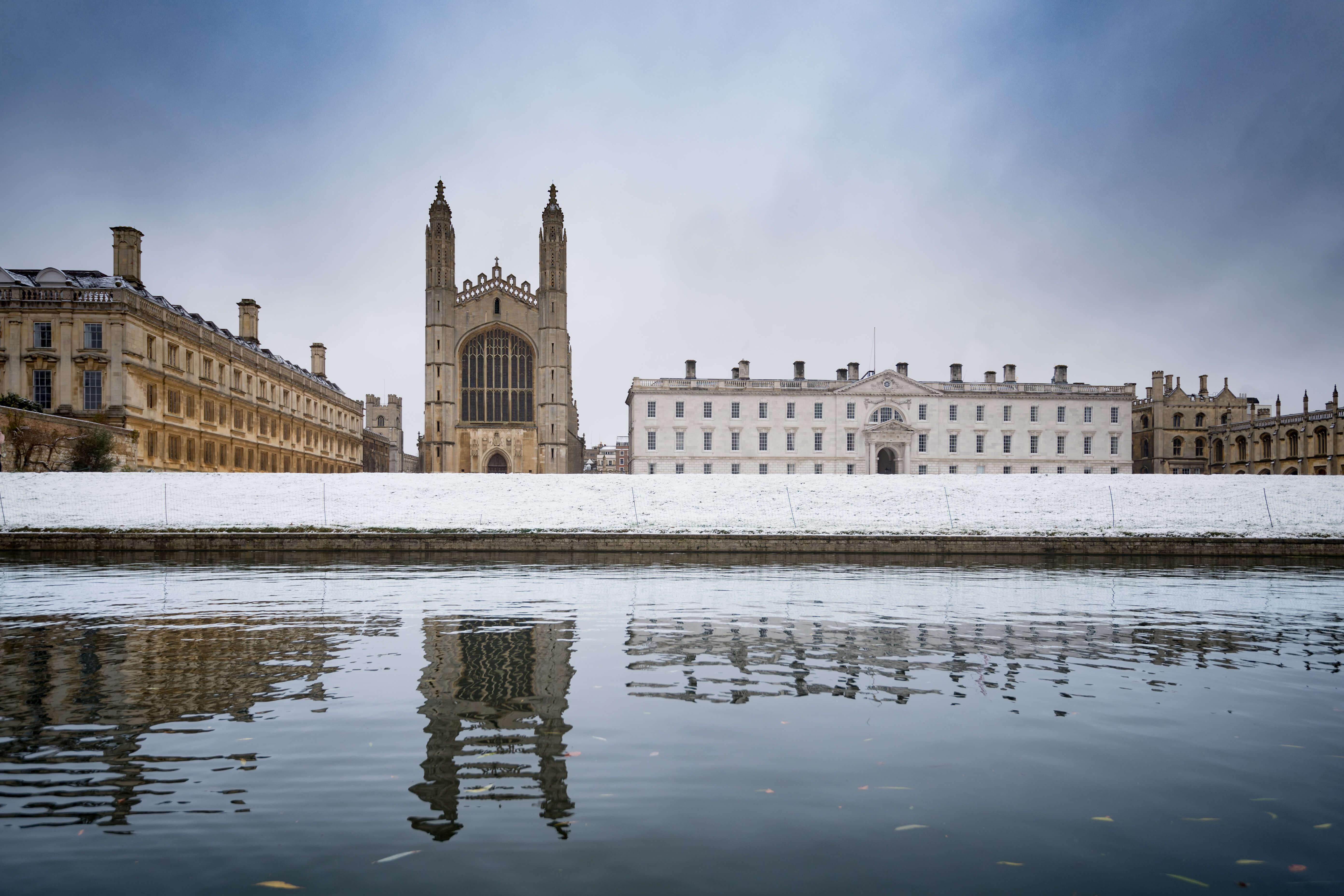 Punting In Cambridge 75