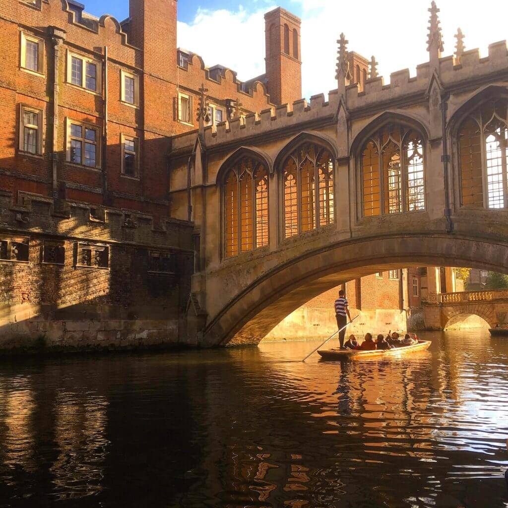 Punting In Cambridge 79