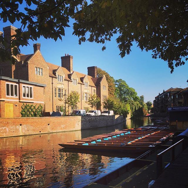 Punting In Cambridge 59