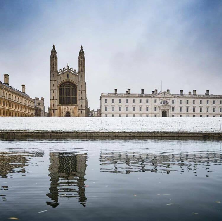 Punting In Cambridge 64