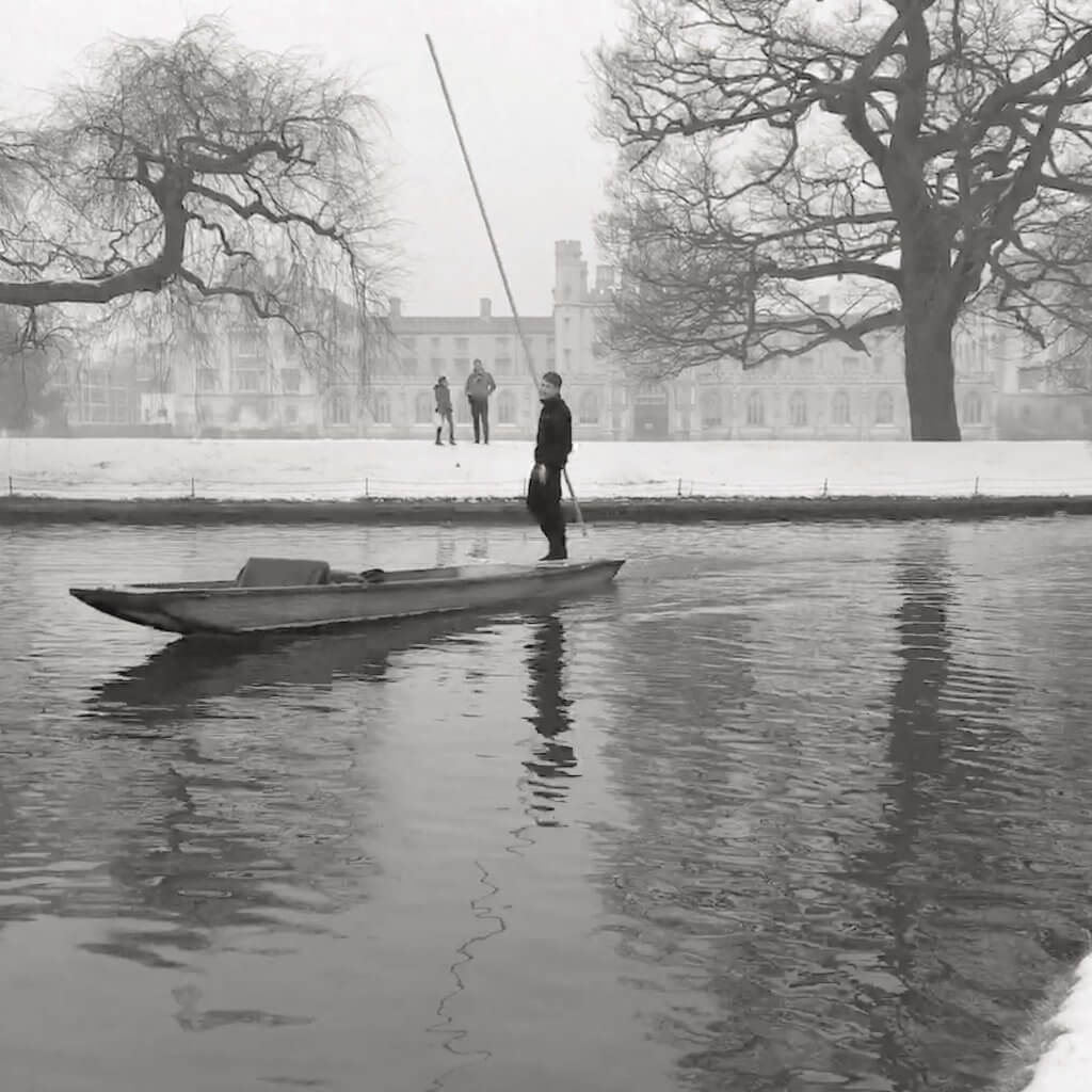 Punting In Cambridge 67