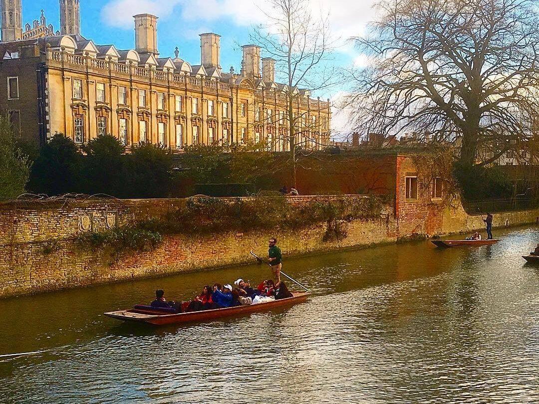 Punting In Cambridge 62
